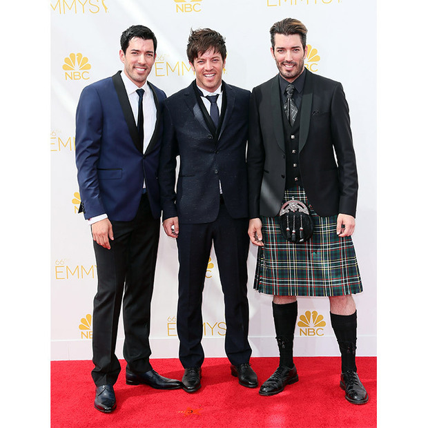 Why Jonathan and Drew Scott keep their brother out of the