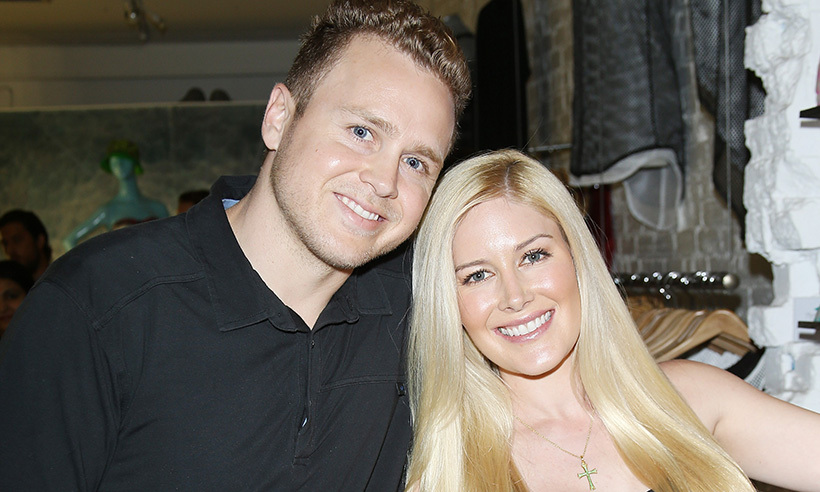 On October 1, Heidi Montag and Spencer Pratt welcomed their first child together, Gunner. The two announced on April 12 that they were expecting, and originally shared their happy news with Us Weekly.
