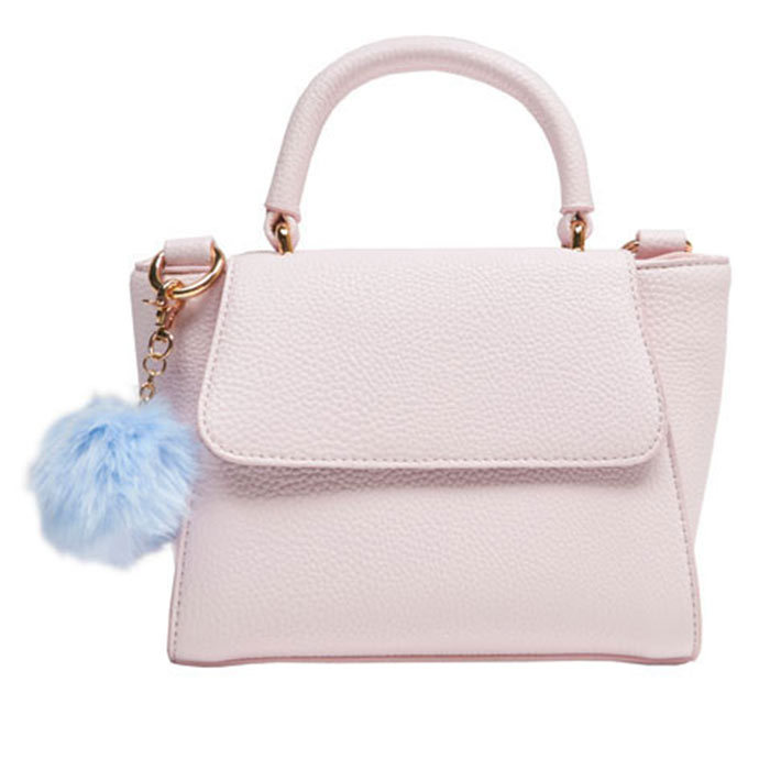 <p>Pink Mini Lady Bag, $43, <em>skinnydiplondon.com</em></p>
