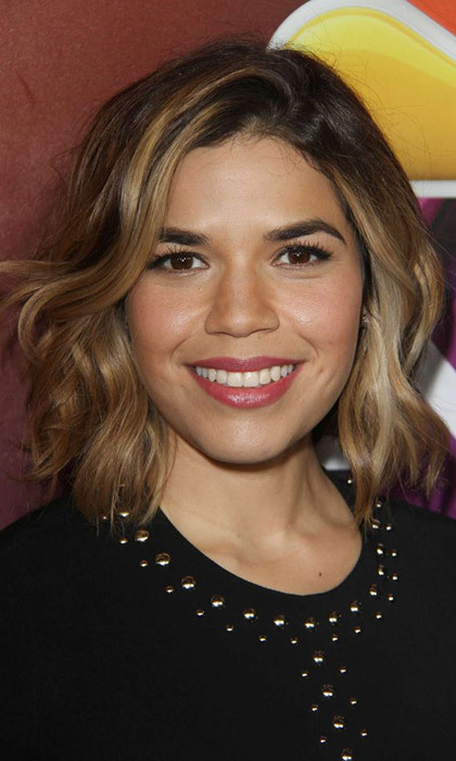 <p><strong>America Ferrera</strong></p><p>Photo: &copy; Getty Images</p>