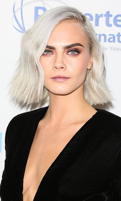 <p><strong>Cara Delevingne</strong></p><p>Photo: &copy; Getty Images</p>