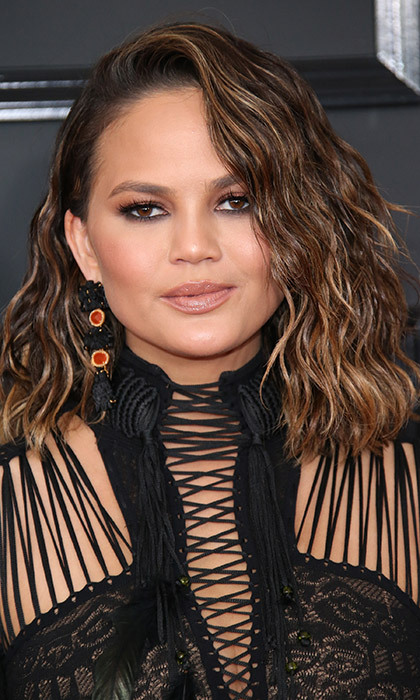 <p><strong>Chrissy Teigen</strong></p><p>Photo: &copy; Getty Images</p>