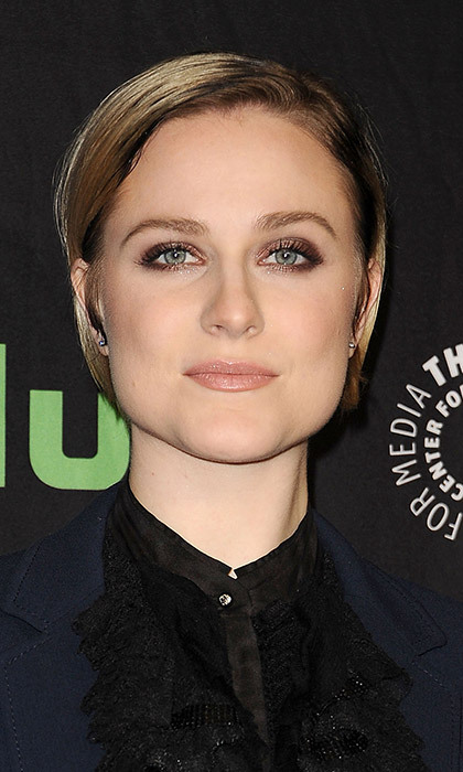 <p><strong>Evan Rachel Wood</strong></p><p>Photo: &copy; Getty Images</p>