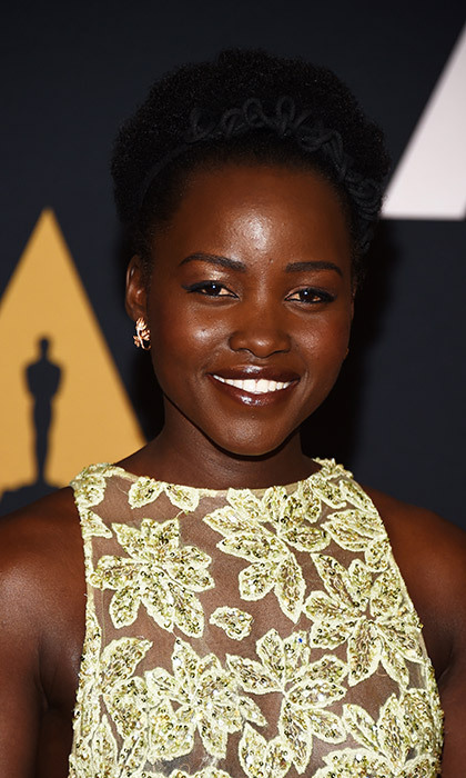<p><strong>Lupita Nyong'o</strong></p><p>Photo: &copy; Getty Images</p>