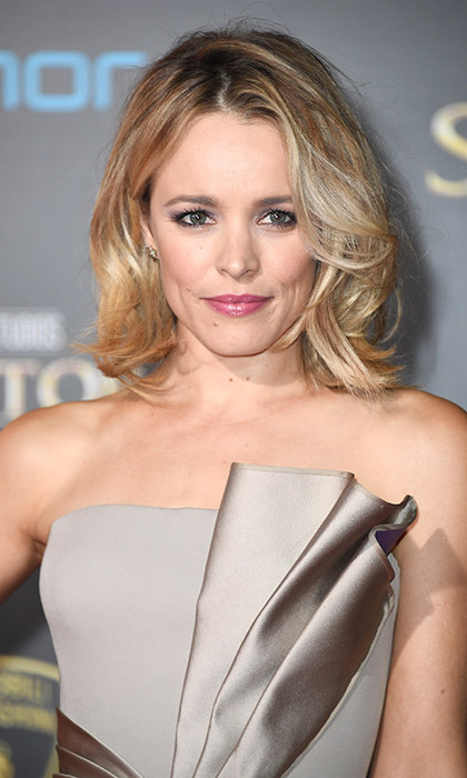 <p><strong>Rachel McAdams</strong></p><p>Photo: &copy; Getty Images</p>
