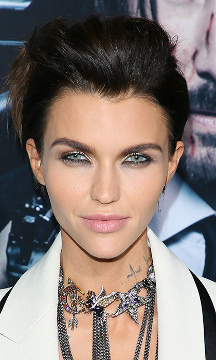 <p><strong>Ruby Rose</strong></p><p>Photo: &copy; Getty Images</p>