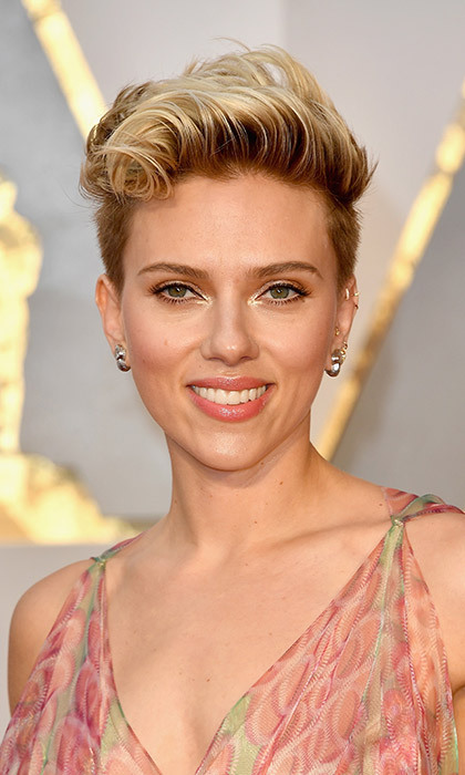 <p><strong>Scarlett Johansson</strong></p><p>Photo: &copy; Getty Images</p>