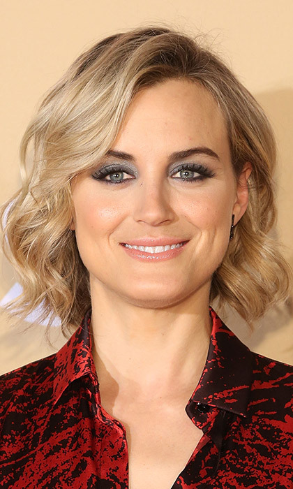 <p><strong>Taylor Schilling</strong></p><p>Photo: &copy; Getty Images</p>