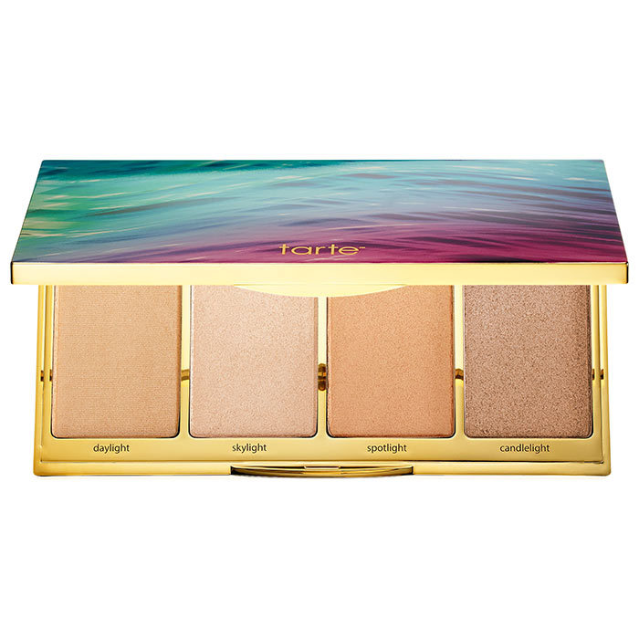 <p>Tarte Rainforest of The Sea Skin Twinkle Lighting Palette Volume II, $50, at Sephora, <em>sephora.ca</em></p>
