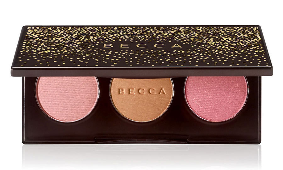 <p>BECCA Blushed with Light Palette, $41, at Hudson's Bay, <em>thebay.com</em></p>