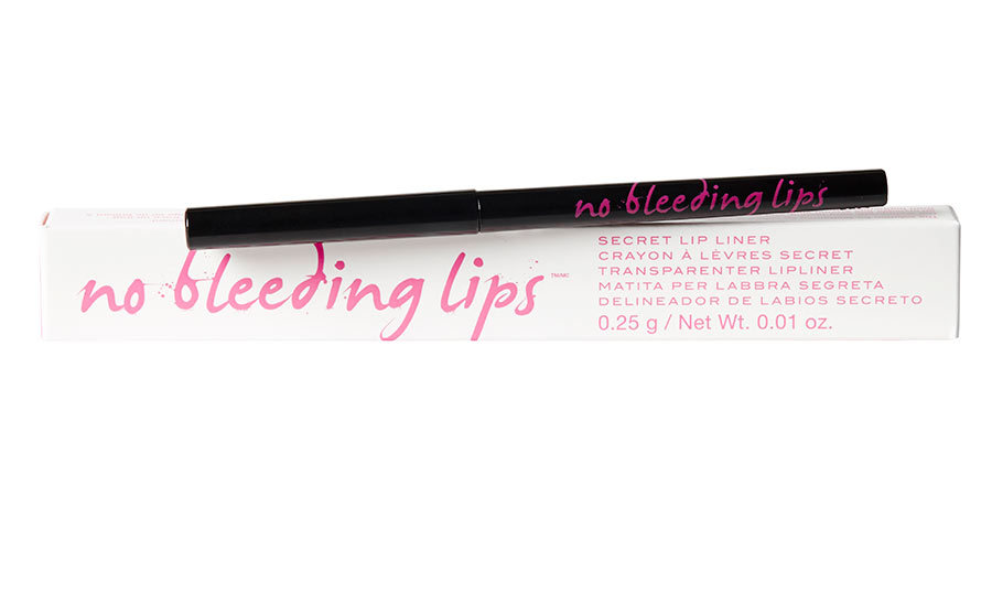 <p>KNOW Cosmetics No Bleeding Lips Secret Lip Liner, $15, at Shopper's Drug Mart, Pharmaprix, Murale, London Drugs, Hudson's Bay, Sephora, <em>beautyboutique.ca</em></p>