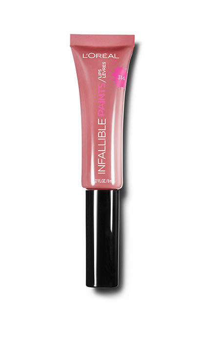 <p>L'Oréal Paris infallible Paints Lips in Spicy Blush, $13, at drugstores and mass-market retailers, <em>lorealparis.ca</em></p>