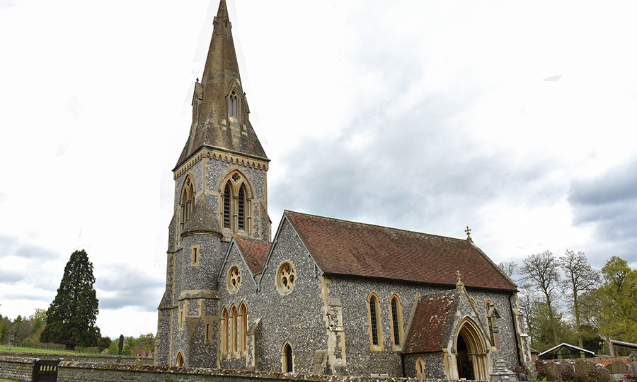 Step inside the church where pippa middleton will get St mark s church englefield