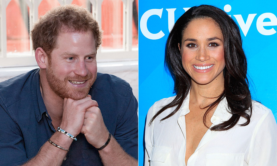 Prince Harry and Meghan Markle have been dating since the summer.