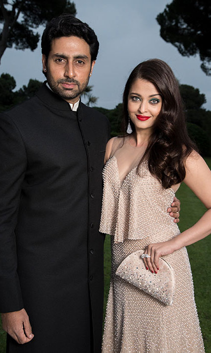 Happy anniversary to Aishwarya Rai and Abhishek Bachchan! The Bollywood couple, who are proud parents to four-year-old daughter Aaradhya, are celebrating ten blissful years of married life.