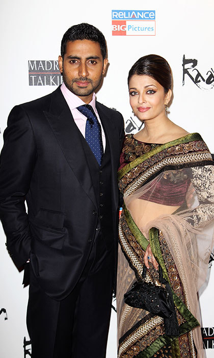 "Abhishek, 41, took to his Twitter page on Thursday to post a heartfelt message, which read: ""And just like that... It's been 10 years! Thank you all for the wishes for Aishwarya and I. Lots of love.""