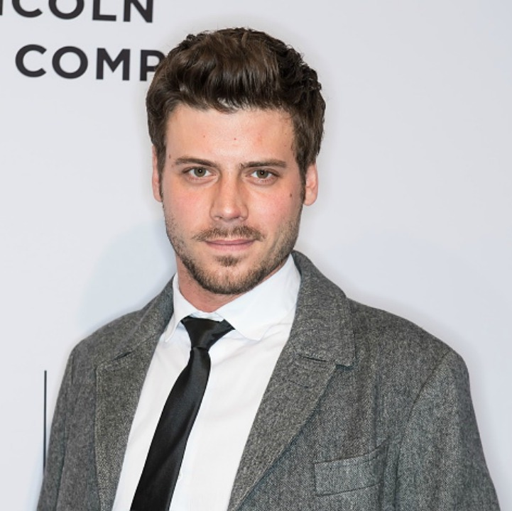 <h4>Apr. 22:</h4> Canadian actor Francois Arnaud looked dashingly handsome at the premiere of Permission during the Tribeca Film Festival in New York. 