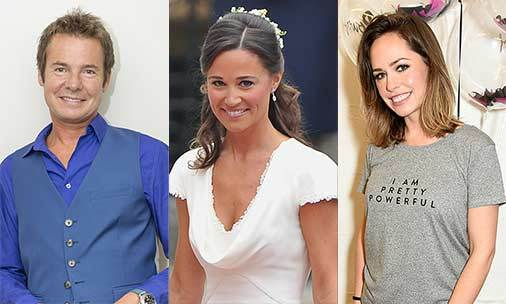 With less than a month to go until Pippa Middleton's wedding to fiancé James Matthews on May 20, she is already making the final preparations for her big day. Pippa has recruited a glam squad of beauty experts to ensure she is preened and pampered for the occasion, including a few members of her sister Kate's tried-and-trusted team.