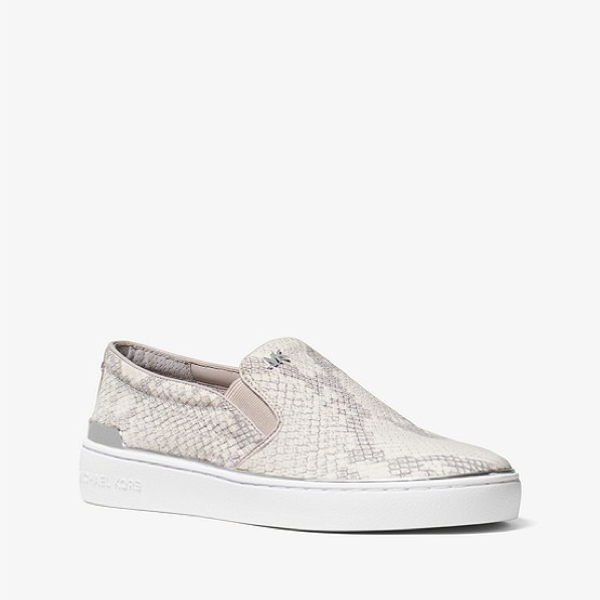 "<p>Kyle Embossed-Leather Slip-on Sneakers, $158, <a href=""https://www.michaelkors.ca/kyle-embossed-leather-slip-on-sneaker/_/R-CA_43R7KYFP1E"" target=""_blank"">Michael Kors</a>.</p>"