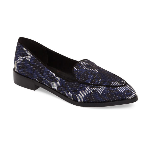 "<p>Sole Society Winslow Flat, $125, <a href=""http://shop.nordstrom.com/s/sole-society-winslow-flat-women/4519267?origin=keywordsearch-personalizedsort&fashioncolor=NAVY%20FLORAL%20FABRIC"" target=""_blank"">Nordstrom</a>.</p>"