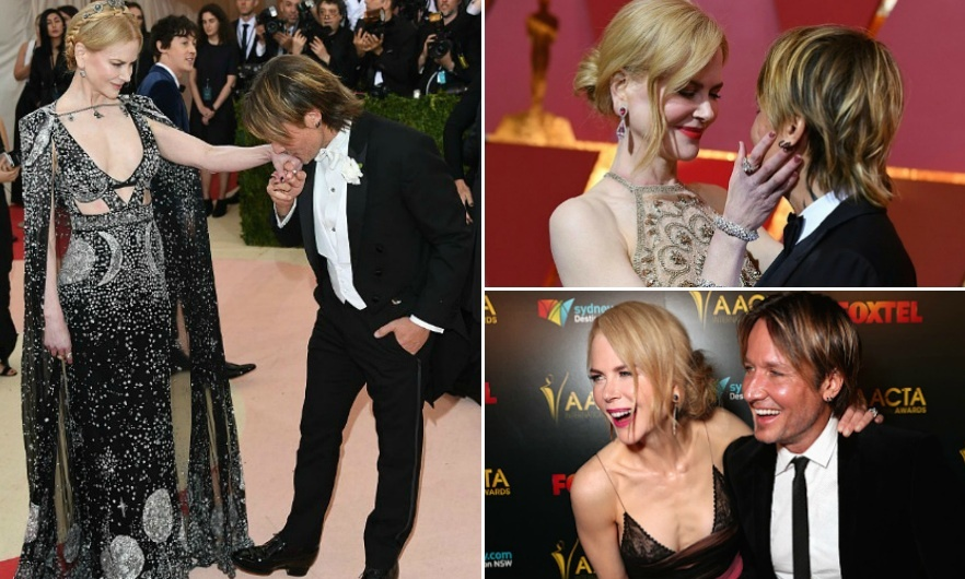When it comes to relationship goals, Nicole Kidman and Keith Urban have set the bar high. From red carpet PDA to those famous looks of love, the Hollywood pair have proven time and time again that they only have eyes for each other.