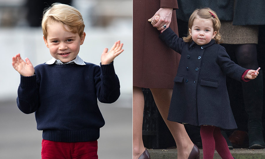 "<p>We can't wait to see the royal siblings<strong><a href=""/tags/0/prince-george/""> Prince George</a></strong> and <strong><a href=""/tags/0/princess-charlotte/"">Princess Charlotte</a></strong> act as pageboy and flower girl at the wedding of their aunt, <strong><a href=""/tags/0/pippa-middleton/"">Pippa Middleton.</a></strong></p><p>But before the pair's big role in the ceremony, which will take place on 20 May, we are taking a look back at their dad <strong><a href=""/tags/0/prince-william/"">Prince William </a></strong>and uncle <strong><a href=""/tags/0/prince-harry/"">Prince Harry</a></strong>'s own experiences as pageboys. Click through to see the adorable snaps of the young Princes wedding looks.</p><p>Photo: &copy; Getty Images</p>"