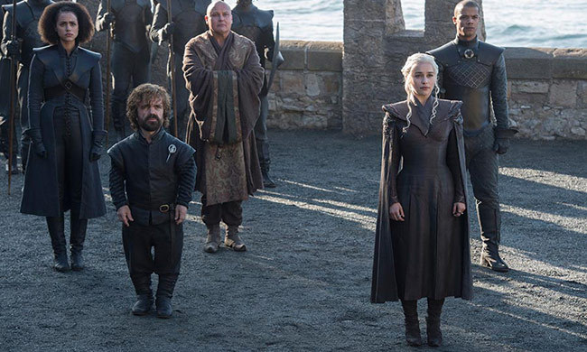 Game of Thrones cast to become highest paid TV actors of all time.