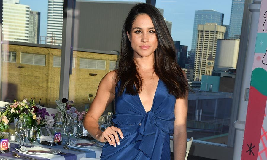 It was recently confirmed by <em>HELLO!</em> that Meghan Markle will indeed escort Prince Harry to Pippa Middleton's wedding festivities on May 20. And while we can't wait to see what Kate's little sister wears on her special day, we are equally excited to see how the <em>Suits</em> actress fashions her first public outing with members of the Royal Family. 