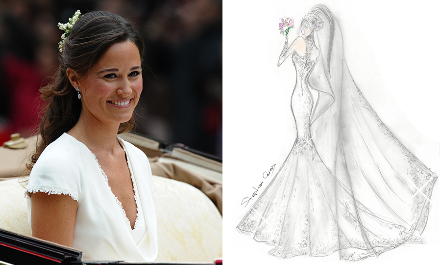 The big day is almost here! As Pippa Middleton gets set to marry her beau, 41-year-old James Matthews, on May 20, the blushing bride is putting the final details in place for her fairytale nuptials.