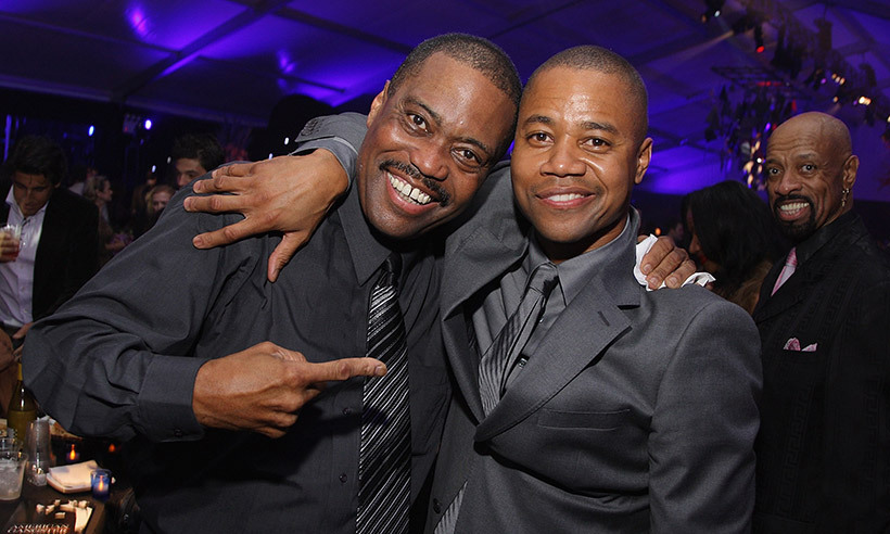 "<h4><strong>Cuba Gooding, Sr - April 20</strong></h4><p>Cuba Gooding Sr, the musician father of Oscar winning actor Cuba Gooding Jr, was found dead in a car in Woodland Hills, Calif. He was 72.</p><p>The elder Cuba was the lead singer of The Main Ingredient, who were best known for their hit single 1972 song, ""Everybody Plays the Fool.""</p><p>Cuba Jr spoke fondly of his father during an episode of Inside the Actors Studio earlier this year. He said: ""I remember, one of my earliest memories&hellip; He would perform at Disneyland, and after his performances, they would close it off to the general public and all the performers' kids would go on the rides as many times as they&rsquo;d want. He would pull me up on stage with him and make me finish the song because I'd seen him perform all the time. It was a lot of feeling like, 'I come from royalty.'""</p><p>He is survived by his wife Shirley and four children &ndash; Cuba Jr., Omar, Tommy and April.</p><p>Photo: Getty Images</p>"
