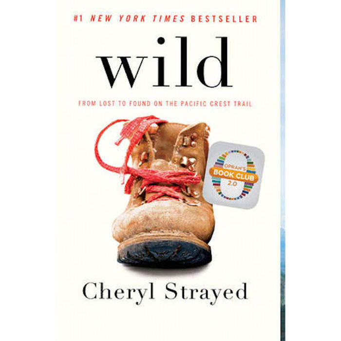 "<h4><strong><em><a href=""http://www.cherylstrayed.com/wild_108676.htm"" target=""_blank"">Wild</a> </em></strong>by Cheryl Strayed</h4><p>Witherspoon starred in and scored an Oscar nom for the movie adaptation of Cheryl Strayed's best-selling memoir about her journey of self-discovery while trekking the Pacific Crest Trail. This was the first film for Witherspoon's production company Pacific Standard and was directed by Jean Marc-Vallee (who also helmed <em>Big Little Lies</em>).</p>"