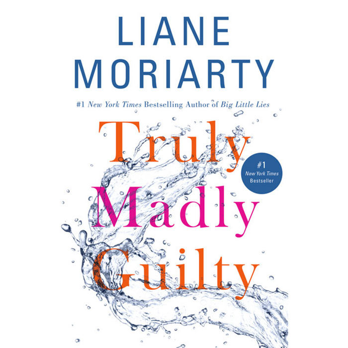 "<h4><strong><em><a href=""http://us.macmillan.com/trulymadlyguilty/lianemoriarty/9781250069795"" target=""_blank"">Truly Madly Guilty</a> </em></strong>by Liane Moriarty</h4><p>Another page-turner (the latest) from Liane Moriarty begins with three couples at a backyard bbq on a beautiful summer day…and then things get dark. Great news for everyone suffering from Big Little Lies withdrawal — Witherspoon and her BLL co-star Nicole Kidman bought the development rights last year.</p>"