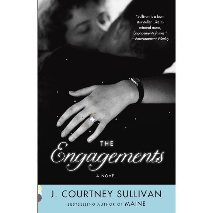 "<h4><strong><em><a href=""http://jcourtneysullivan.com/books/the-engagements/"" target=""_blank"">The Engagements</a> </em></strong>by J. Courtney Sullivan</h4><p>Another female-focused, multi-narrative drama, this one is a multigenerational story about marriage and many couples who have the same diamond. The book also stars Frances Gerety, the advertising exec who came up with the famous ""Diamonds Are Forever"" tagline. Reese's production company picked up the film rights in 2013.</p>"