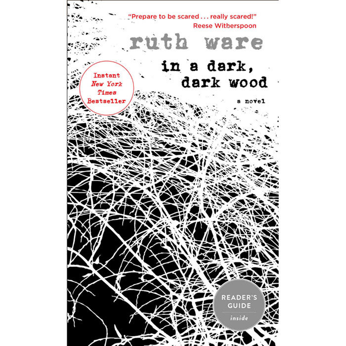 "<h4><em><strong><a href=""http://www.simonandschuster.com/books/In-a-Dark-Dark-Wood/Ruth-Ware/9781501112331"" target=""_blank"">In a Dark, Dark Wood</a></strong></em> by Ruth Ware</h4><p>Reese is currently developing the movie version of this thriller about high-school besties who reunite at an epic hen weekend (that's what they call a bachelorette in the UK), in a totally secluded forest (scary on either side of the pond). Reese told her Twitter followers to ""prepare to be scared"".</p>"