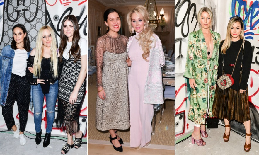 This week, Suzanne Rogers hosted an intimate dinner in celebration of Emilia Wickstead. The New Zealand-born designer, who is now based in London, is beloved by royals and celebrities alike (the Duchess of Cambridge is a huge fan). 