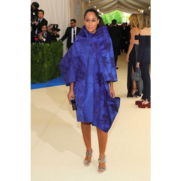 Tracee Ellis Ross in Comme des Garçons