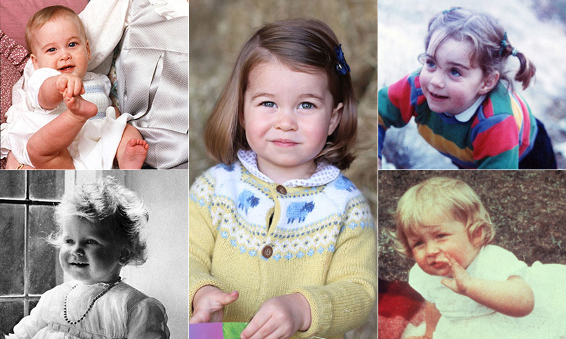 who does princess charlotte resemble most hello canada