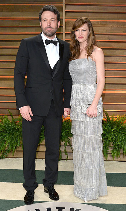 It was revealed last week that the former Hollywood couple filed the divorce papers together and want joint legal and physical custody of their three children, but the division of any property and spousal support is yet to be decided. It is believed that Jennifer and Ben didn't have a prenuptial agreement, so the earnings they made during their marriage will be split equally unless decided otherwise. The stars, who were married for over a decade, are proud parents to three children, Violet, 11, Seraphina, eight, and Samuel, five.