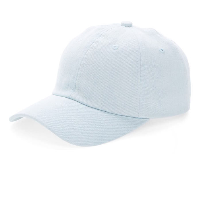 <p>Denim Baseball Cap in Light Denim, $34,  <em>nordstrom.com</em></p>