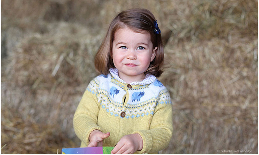 "The month kicked off with some serious cuteness as Kensington Palace released a new picture of Princess Charlotte in honour of the toddler's second birthday on May 2. ""The Duke and Duchess are delighted to share a new photograph of Princess Charlotte to mark her second birthday tomorrow,"" the palace announced. ""TRH would like to thank everyone for the lovely messages they have received & hope that everyone enjoys this photograph as much as they do."" 
