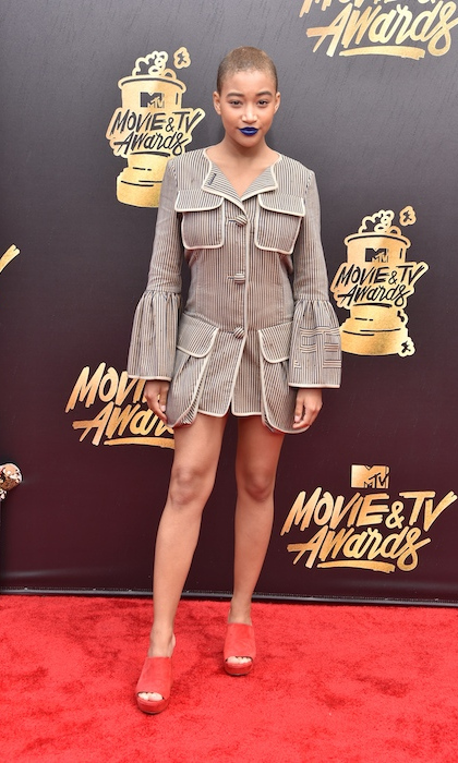 Amandla Stenberg