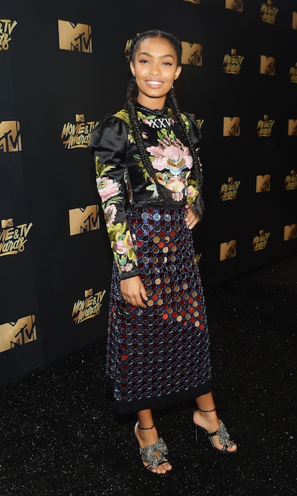 Yara Shahidi