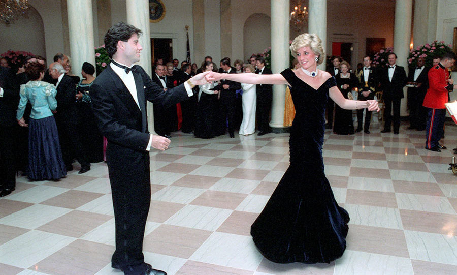 Princess Diana really wanted to dance with someone else instead of John Travolta.