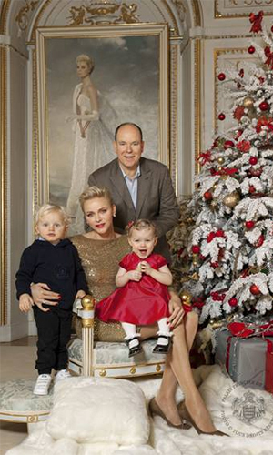 "<p><strong>Prince's Palace of Monaco</strong></p><p>Fans are treated to a glimpse inside <strong><a href=""/tags/0/prince-albert/"">Prince Albert of Monaco</a></strong> and <strong><a href=""/tags/0/princess-charlene/"">Princess Charlene</a></strong>'s home every winter, when the couple release their Christmas card. In true festive style, the royals posed with their twins Prince Jacques and Princess Gabriella by the ornate tree in the Salon des Glaces.</p><p>Last year's card was even more sentimental, as the family posed in front of a painting of Albert's late mother Grace Kelly.</p><p>Photo: &copy; Facebook</p>"