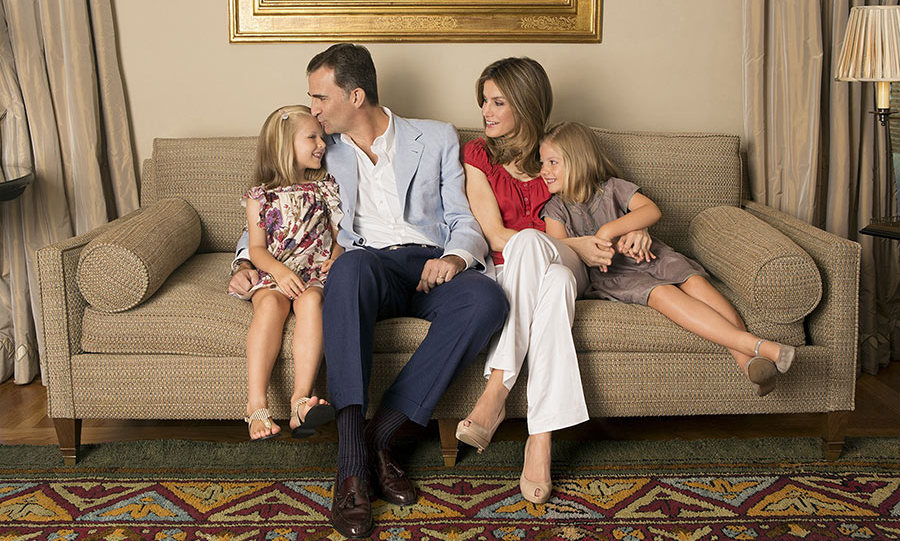 <p><strong>Prince's Pavilion in Spain</strong></p><p>In celebration of Queen Letizia of Spain's 40th birthday, the Spanish royal palace released a charming set of family photographs in 2012 that not only showed off Letizia's beautiful daughters and husband King Felipe, but also her regal home.</p><p>The family live in the Prince's Pavilion on the outskirts of Madrid, in the El Pardo complex. They are adjacent to Zarzuela Palace, the official residence of Felipe's parents King Juan Carlos and Queen Sofia. When Felipe ascended the throne in 2014, he and his wife Letizia chose to stay at the Prince's Pavilion and not move into Zarzuela Palace.</p><p>The couple's home spans more than 3,100 square meters made up of two floors. The first is used for entertaining and official functions, while the second is the family's living quarters.</p><p>Photo: &copy; Getty Images</p>