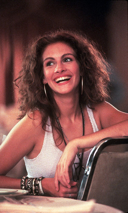 Julia Roberts played Vivian Ward in the 1990 classic Pretty Woman.