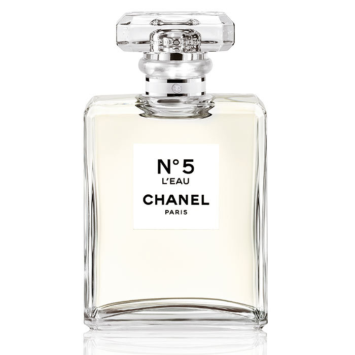 <p>'It's a way to feel feminine, but also to have your very own identity: a scent you've chosen,' says Lily-Rose of her favourite beauty must-have. 'Chanel No 5 suits me because it's warm, welcoming and comforting.'</p><p><strong>Chanel No 5 L'Eau</strong>, $168 for 100 ml, at Chanel beauty counters, <em>chanel.com</em></p>