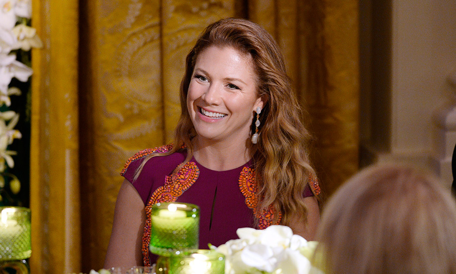 <h2>SOPHIE GREGOIRE TRUDEAU</h2>