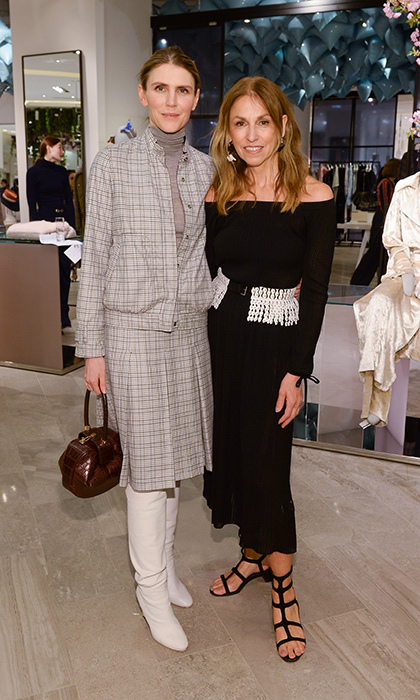<h3>The Room Welcomes Designer Gabriela Hearst </h3>