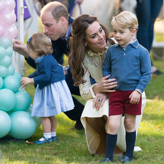 We have watched as Duchess Kate's two children, Prince George and Princess Charlotte, have grown from beautiful babies to adorable, well-behaved children.